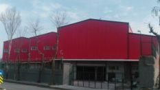 Buluş Hırdavat  3,500m² Çatı Cephe Sandviç Panel Montajı / İstanbul – Hadımköy