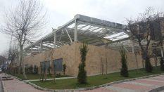 Bağcılar Pazaryeri 3.000m² Catı Kaplama Sandviç Panel – Bağcılar / İstanbul